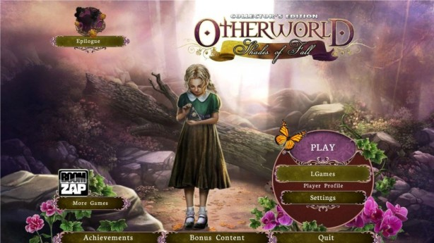 Top Hidden Object Game of the month – Otherworld: Shades of Fall